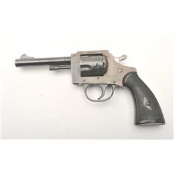19AW-28 ITALIAN MADE SWING OUT REVOLVER