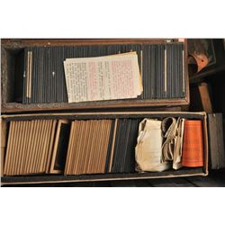 20BM1-92 GLASS/MAGIC LANTERN SLIDES