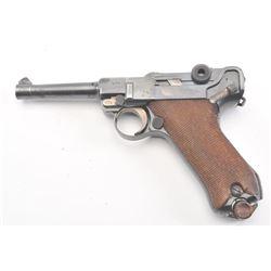 20DX-112 DWM LUGER DATED 1917