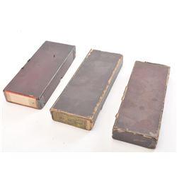 20DX-502 VINTAGE S&W BOXES