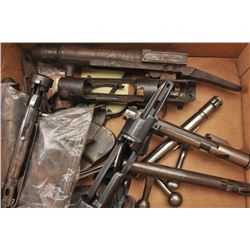 20DX-90 PRE-WWII MILITARY RIFLE PARTS LOT
