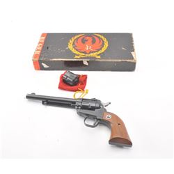 20DX-158 RUGER SINGLE SIX