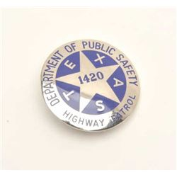 18DC-152 DEP. OF PUBLIC SAFETY BADGE