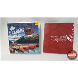 Collector Combo (2) : O Canada 150 Years & The War of 1812 Collection