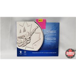 The Vancouver 2010 Circulation Coins Card (17 Coins)