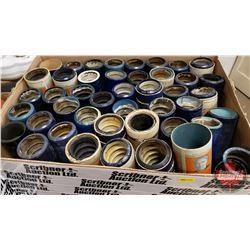 Box Lot : Large Assortment Cylinder Records (84)