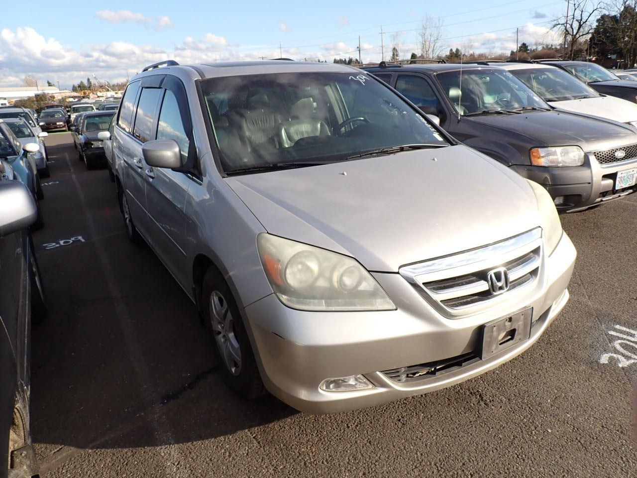 2006 Honda Odyssey - Speeds Auto Auctions