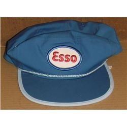 RARE Made in CANADA ESSO ADVERTISING MINT CONDIION advertising collectible Esso hat Fait au CANADA