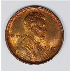 1910 LINCOLN CENT