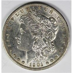 1901-S MORGAN SILVER DOLLAR