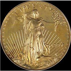 1995 $5.00 GOLD EAGLE