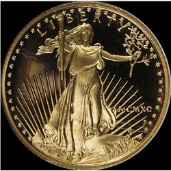 1990-P $10 AMERICAN GOLD EAGLE