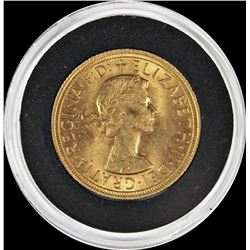 1964 ENGLAND GOLD