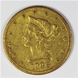 1906-S $10 GOLD LIBERTY