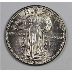 1927-D STANDING LIBERTY QUARTER