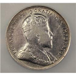1903 CANADA QUARTER
