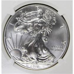 2011(S) AMERICAN SILVER EAGLE