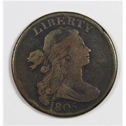 1805 LARGE CENT