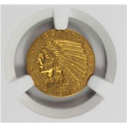 1911-D $2.50 GOLD