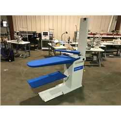 RELIABLE 6200VB COMMERCIAL 120V, 1600W ADJUSTABLE HEAT STEAM IRONING TABLE
