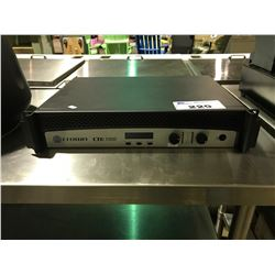 CROWN CDI 1000 COMMERCIAL RACK MOUNT POWER AMPLIFIER WITH POWER CABLE