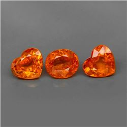 Natural Fanta Orange Namibian Spessartite Garnet