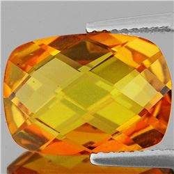 NATURAL YELLOW MYSTIC TOPAZ BRAZIL 14x10 MM - VVS