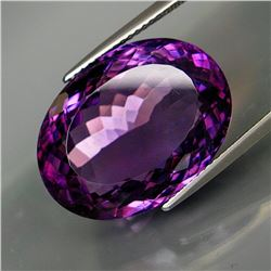 Natural Amethyst 19.52 Ct - Untreated