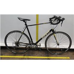 Giant Tempo FS SR-4 Men's Black Compact Road Bike w/ Racing Handlebars