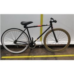 Quando Men's Original Series 47 Centimeters Road Bike w/ Whitewall Tires