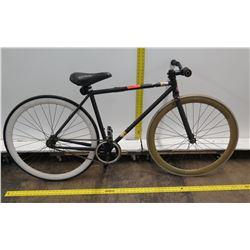 Quando Men's Original Series 47 Centimeters Road Bike w/ Whitewall Tires