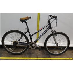 Nishiki Pueblo GG Evolution Black Women's Mountain Bike