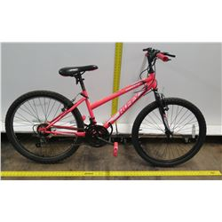 Huffy Granite 15 Speed Women's  Pink Mountain Bike