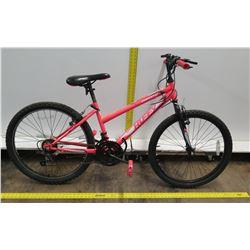 Huffy Granite 15 Speed Women's  Pink Mountain Bike