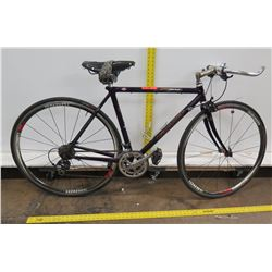 Giant CFR Three Carbon Fiber Black Men's Single Speed Road Bike