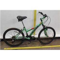 Avigo Assault Revolution Ground Force Green Women's Mountain Bike
