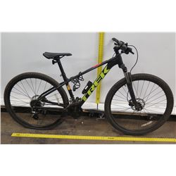 Trek Marlin 6 Black Bontrager Mountain Bike