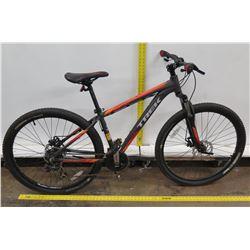 Trek Marlin 5 Black Orange Bontrager Mountain Bike