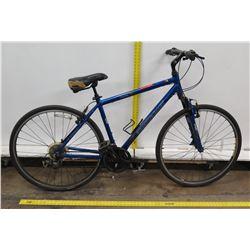 Diamondback Maravista Blue Spinner Hybrid Road Mountain Bike