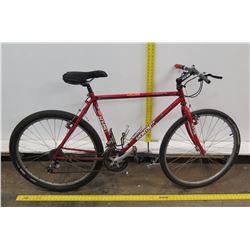 Montana Summit KHS 21 Red Men's True Temper AVR Hybrid Bike
