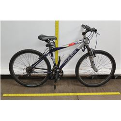 Trek 3700 Alpha Custom Aluminum RST Silver Blue Mountain Bike
