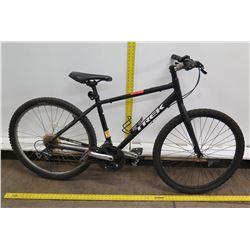 Trek FX2 Disc Black Men's Hybrid Mountain Road Bike