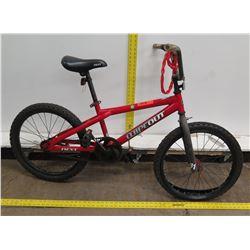 Next Wipeout Red Dynacraft Boy's Single-Speed Mountain Bike
