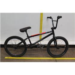 Dark Star Black Label Supreme  Single Speed Cruiser Bike w/ Coaster Brakes