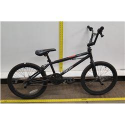 Mongoose Scan R10 Black Boy's Freestyle Trick Bike
