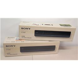Qty 2 New Sony HT-S200F HDMI Sound Bars w/ Built In Subwoofers in Box