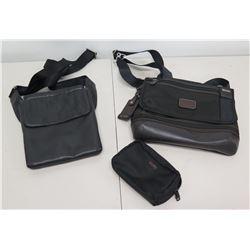 Qty 2 Tumi Brand Purses & Zipper Wallet