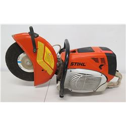 "Stihl TS 700 Cutquik 14"" Cut Off Machine Circular Saw w/ Blade Guard"