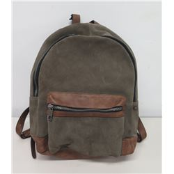 Aldo Genuine Suede Backpack Allerona-37 (Retail $75)