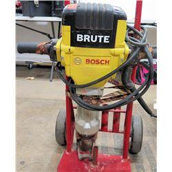 Bosch Brute 15 Amp Concrete Demolition Breaker Jackhammer 3611C0A010